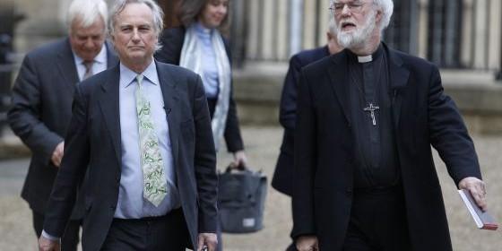 Ричард Докинз и Роуэн Уильямс, дебаты в Оксфорде мса