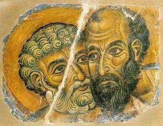 По апостольскому примеру