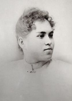 Анна Аркадьевна Дернова. Фото из архива А.С. Филипповой