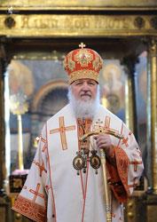 Святейший Патриарх Кирилл Слово Церкви это не слово митинга