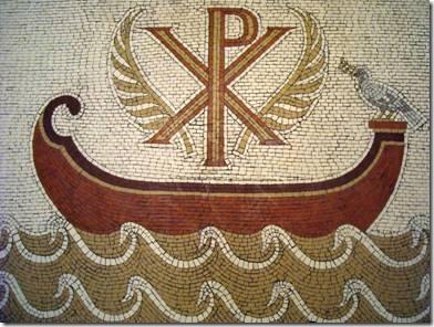икона лодки фото
