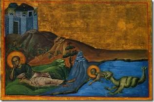 Кит, тыква, пророк Иона и Воскресение Христово