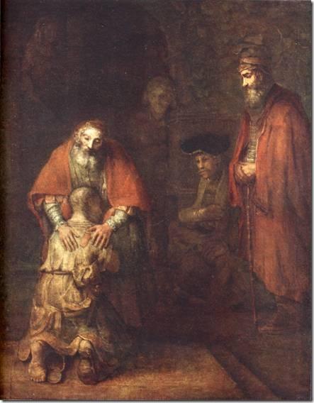 Притча о блудном сыне