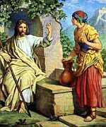 Беседа Иисуса Христа с смарянкою