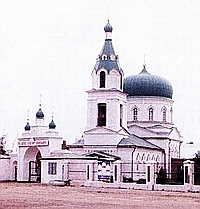 Церковь св. Космы и Дамиана в Набережных Челнах